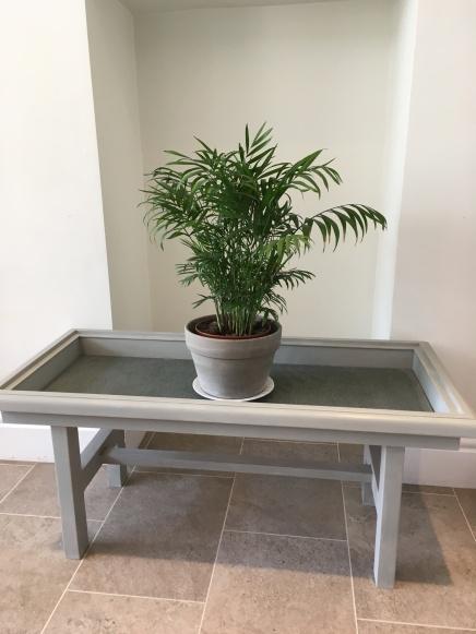 Coffee Table painted in Paris Grey